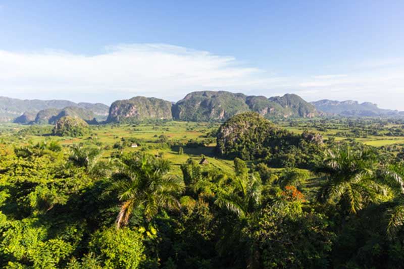 Valle de Vinales in Kuba