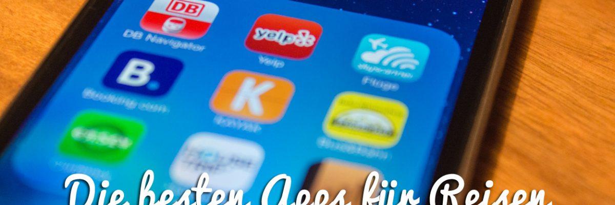 Die besten Reise-Apps für iPhone, iPad und Android