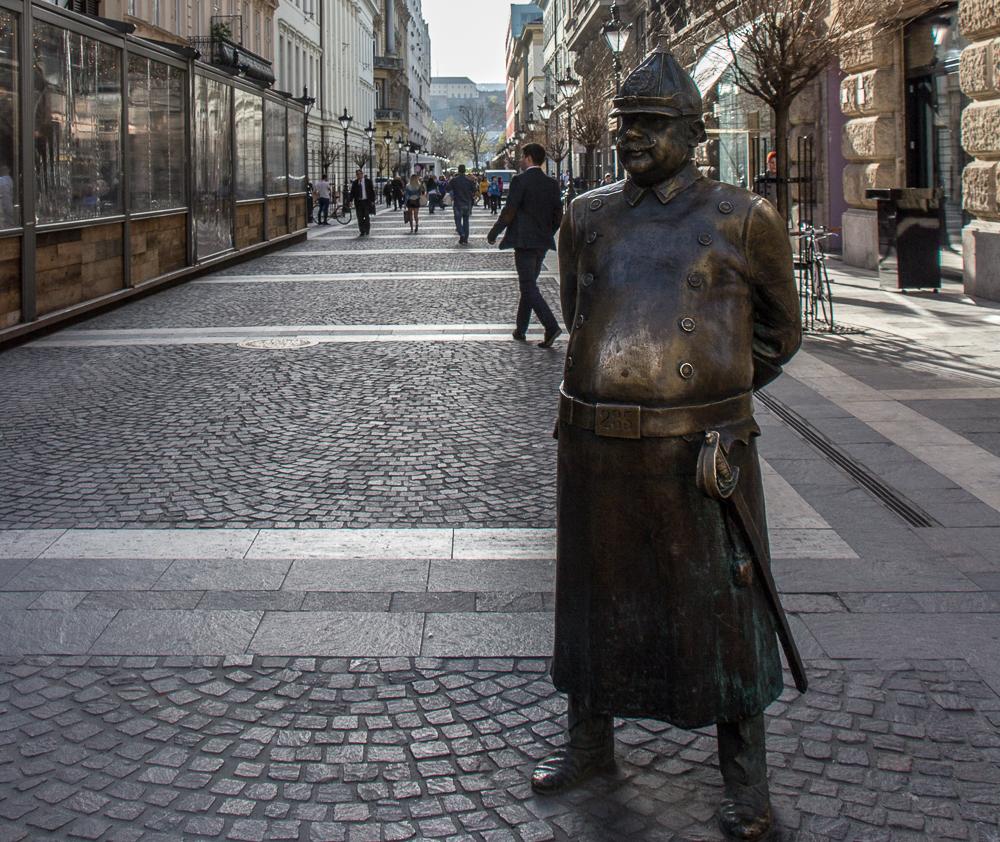 Sehenswürdigkeiten Budapest Tipps Fussgaengerzone