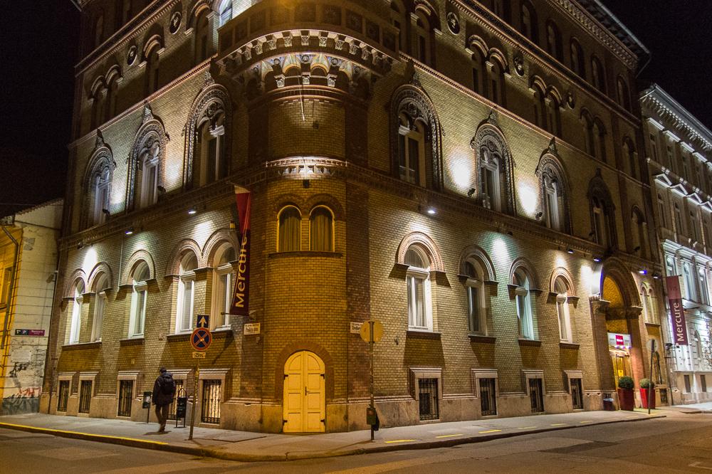 Budapest Tipps Hotel Korona Mercure