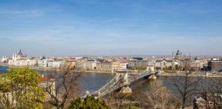 Fahrradtour durch Budapest