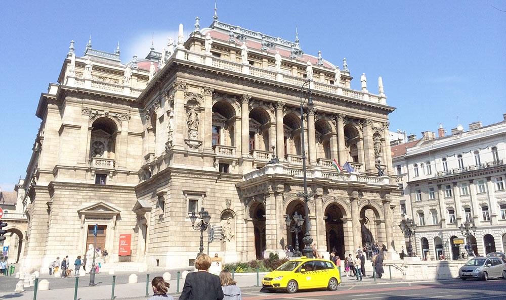 Sehenswürdigkeiten Budapest Tipps Oper