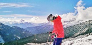 Tiroler Zugspitz Arena Isa macht sich bereit