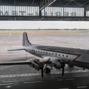 Berlin Tipps Tempelhof Rosinenbomber