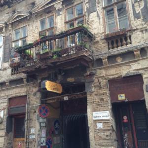 Szimpla Kert Bar Tipp Budapest
