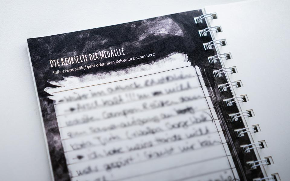 Reisetagebuch schreiben Tipps Ideen