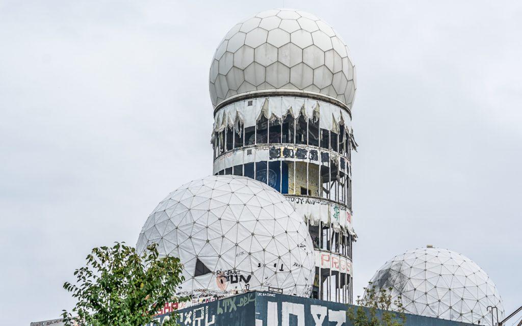 Teufelsberg Berlin Tipps