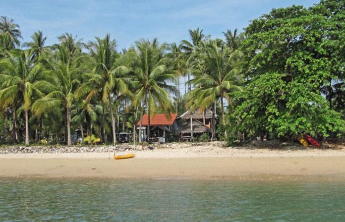 Koh Yao Noi Phang Nga Thailand - Passai Cottage vom Wasser