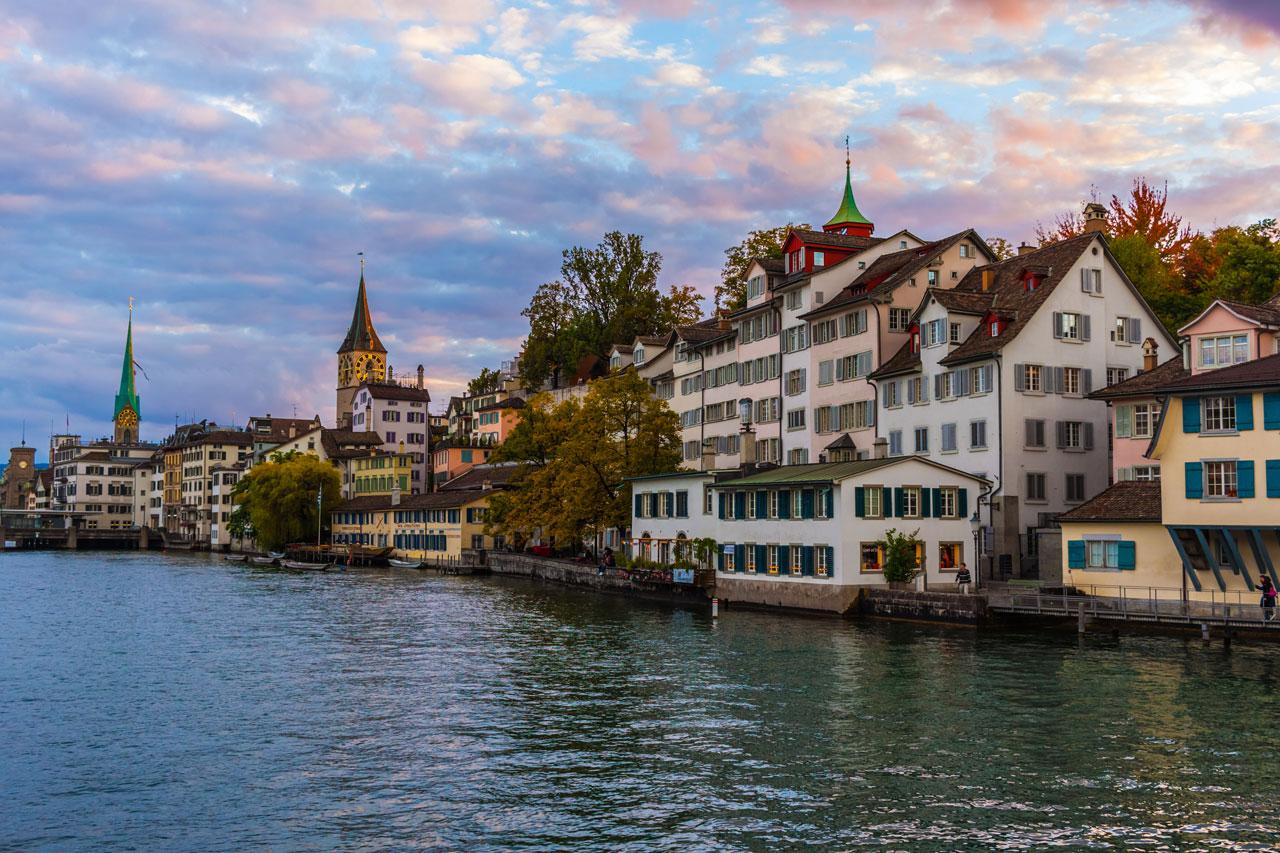 Wochenende Zürich Tipps Sehenswürdigkeiten
