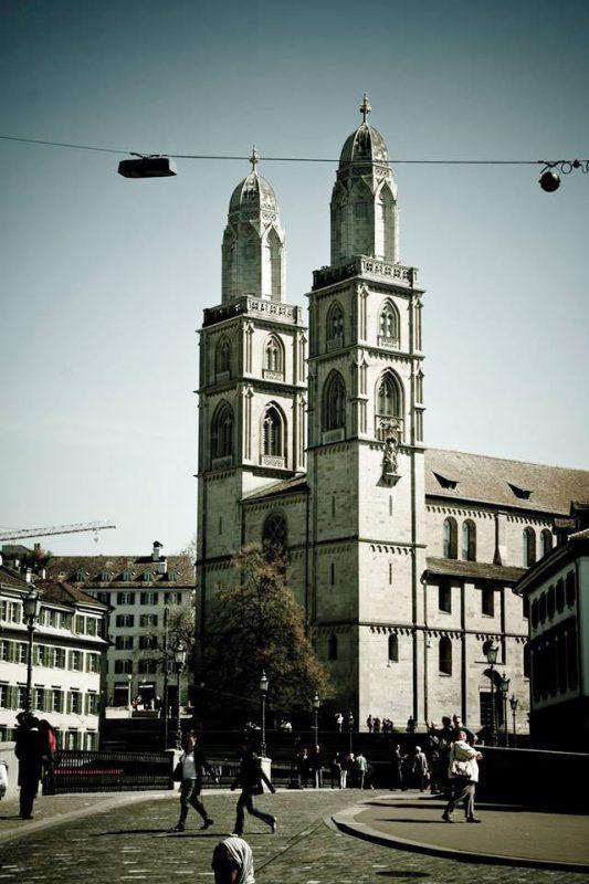 zuerichkirche