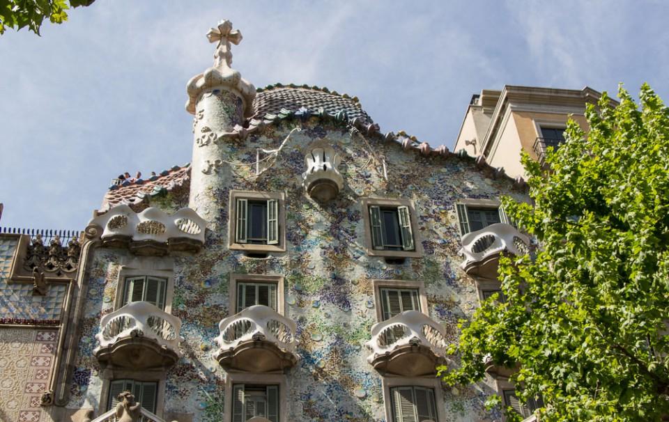 Gaudis Casa Batlló