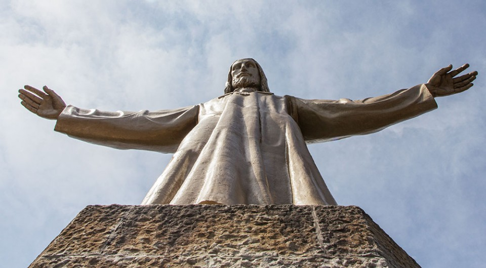barcelona-christusstatue