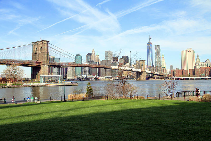 Insidertipps New York: Brooklyn Bridge Park