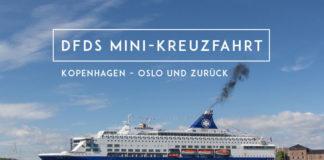 MiniKreuzfahrt mit DFDS Seawasy