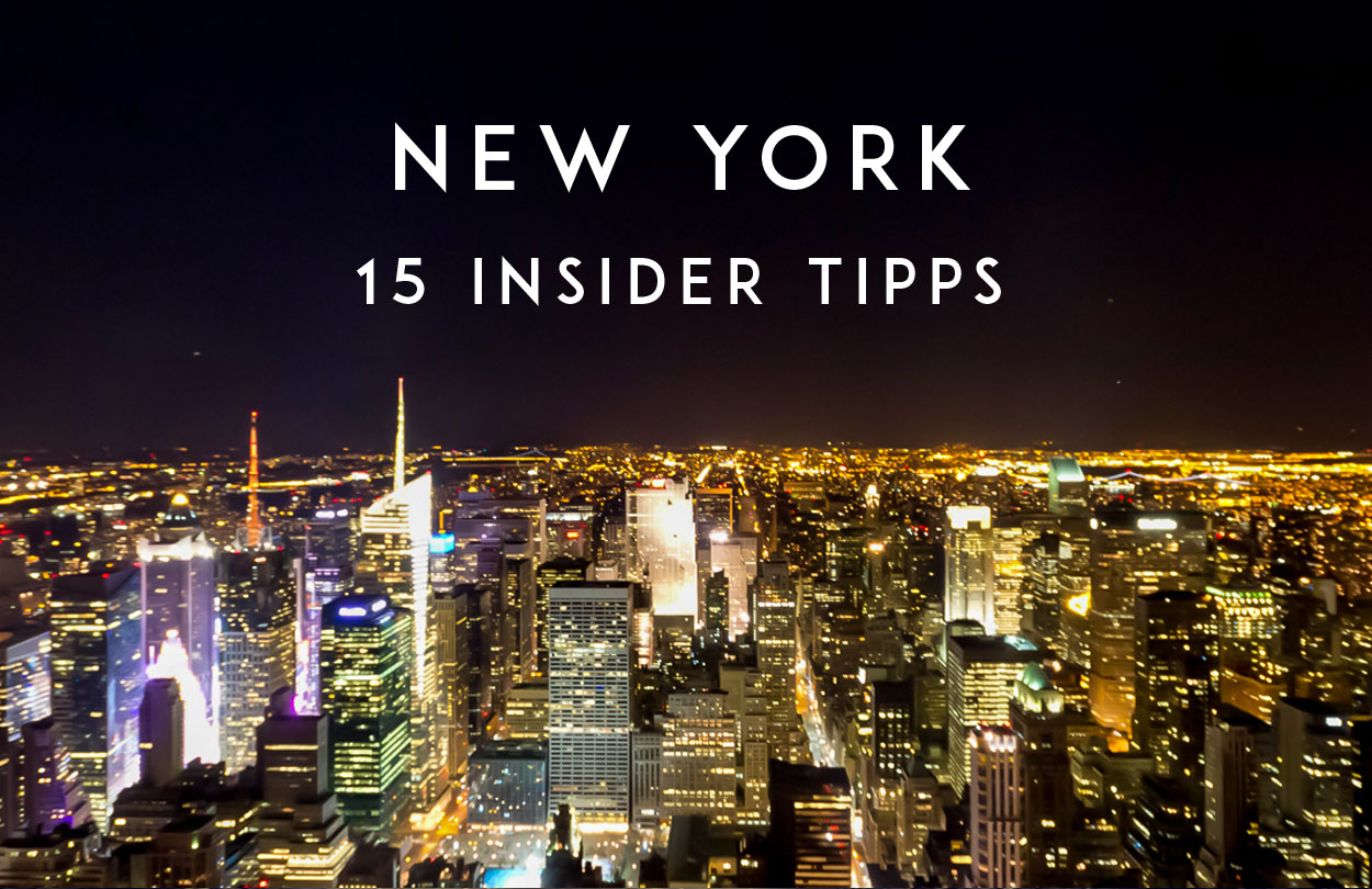 new york 15 absolute insider tipps von locals. Black Bedroom Furniture Sets. Home Design Ideas