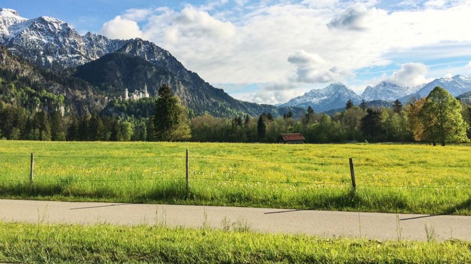 Wandern im Allgäu: Jagdhütte Bleckenau
