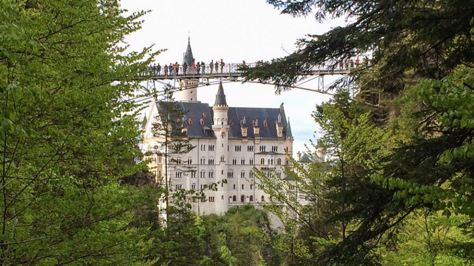 Wandern im Allgäu - Auf nach Bleckenau