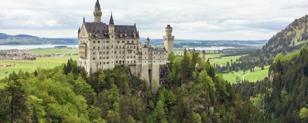 Wandern auf den Spuren König Ludwigs um die Allgäuer Königsschlösser