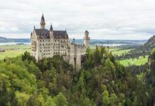 Königlicher Blick von der Marienbrücke – Schloss Neuschwanstein