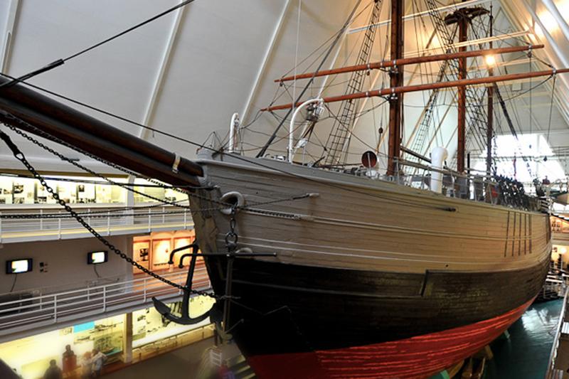 oslo pass-fram museum