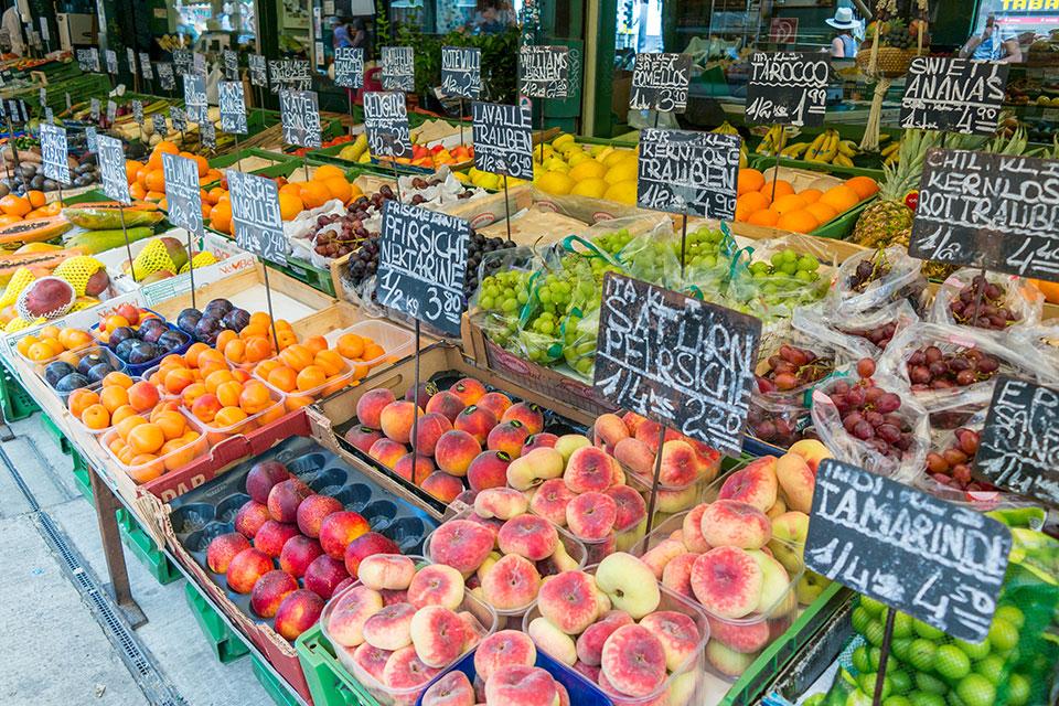 Wien Tipps Naschmarkt