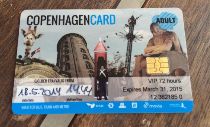 copenhagen card attraktioner