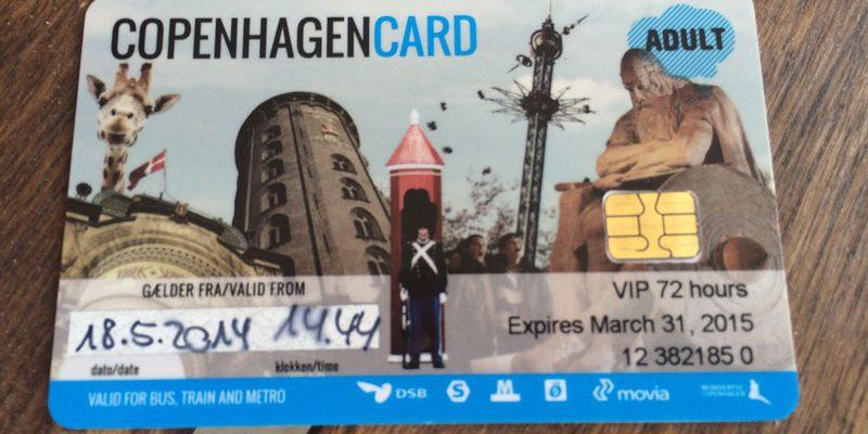Kopenhagen Tipp: Copenhagen Card – lohnt sich die City Card?