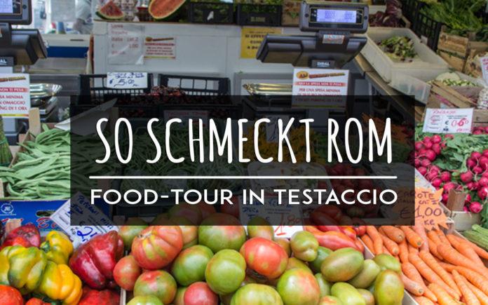 Food Tour Rom