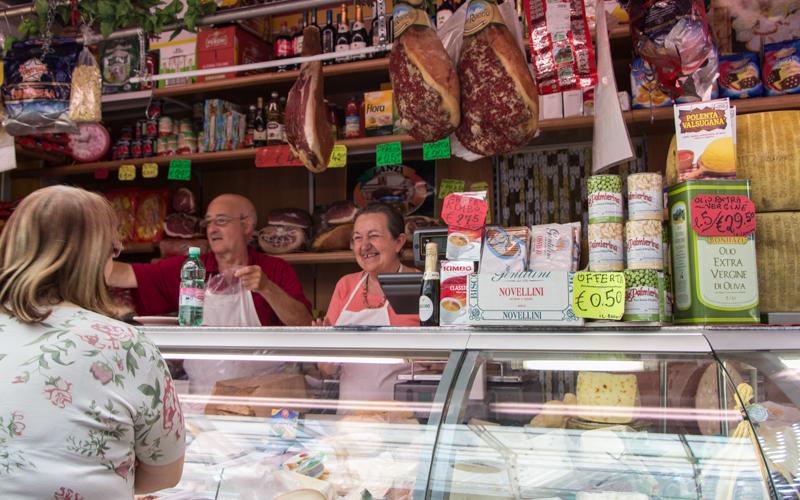 testaccio market wurst