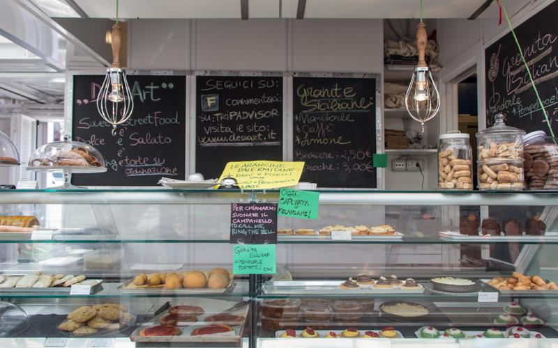onditorei Dess'Art Rom Food Tour