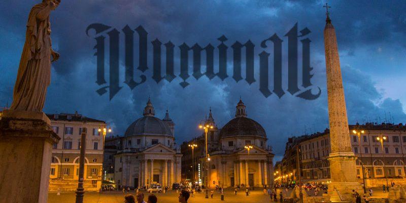 Auf den Spuren der Illuminati durch Rom auf eigene Faust