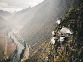 Peru Sehenswürdigkeiten Highlight Skylodge