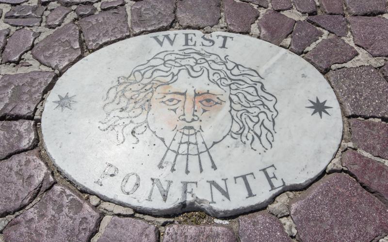 west ponente petersplatz rom