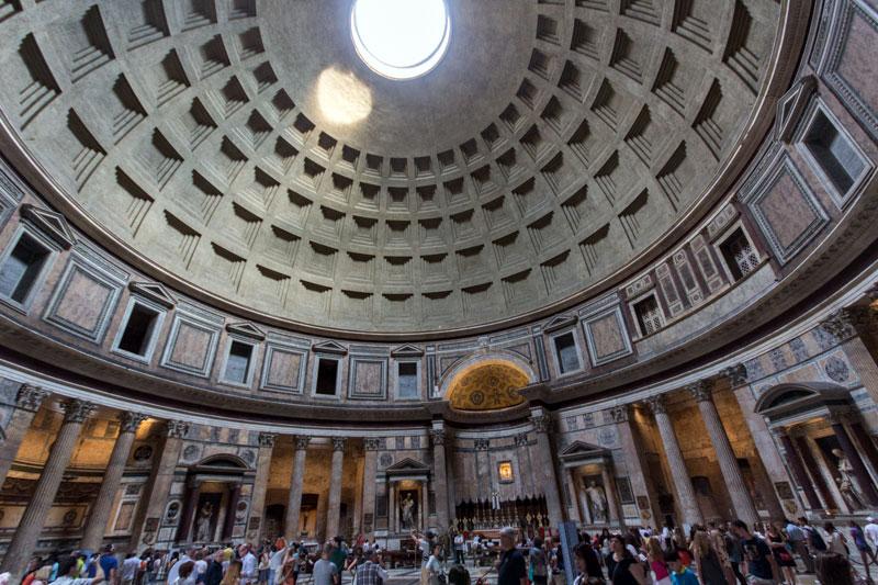 rom-pantheon