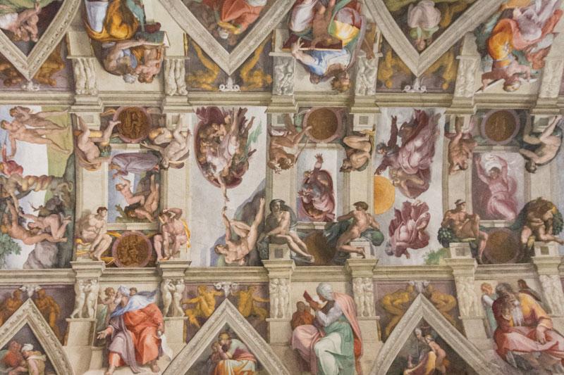 Rom: Vatikan besichtigen -  Alle Tipps & Infos (Eintrittspreise, Ticket, Zeit und Reihenfolge) 6