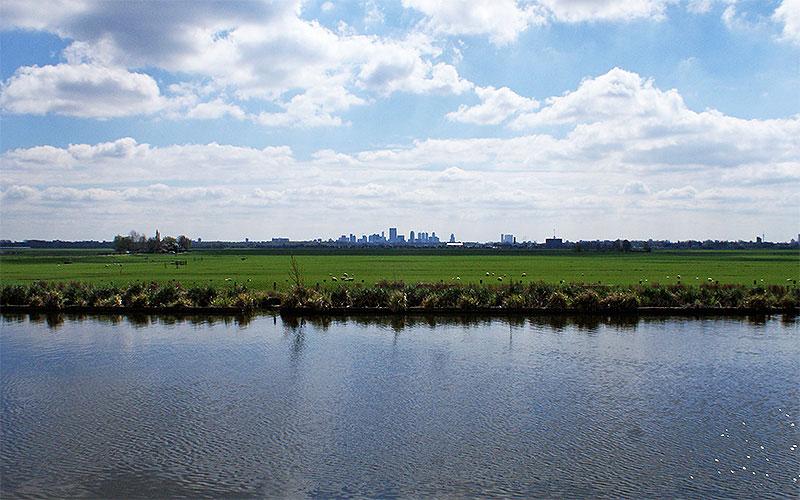 Rotterdam Sehenswürdigkeiten Insidertipps grüne Polder Natur
