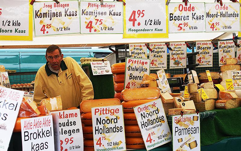 Rotterdam Sehenswürdigkeiten insidertipps Markthalle