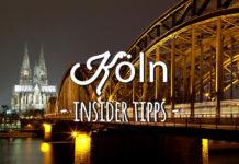 Insidertipps und Geheimtipps Köln von Locals