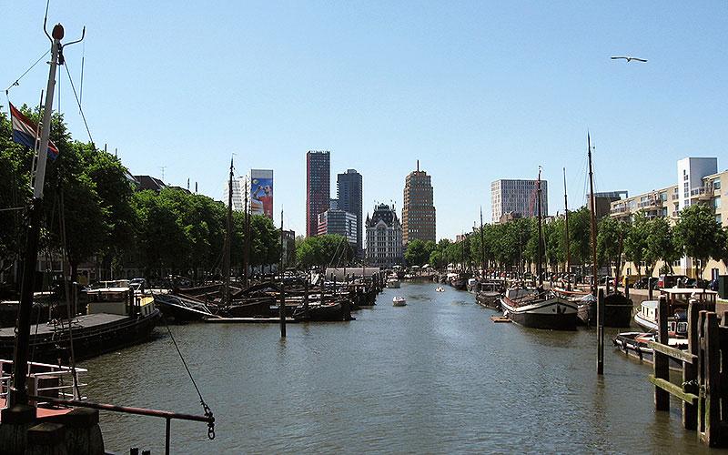 Rotterdam Insider Tipps Sehenswürdigkeiten Hafen