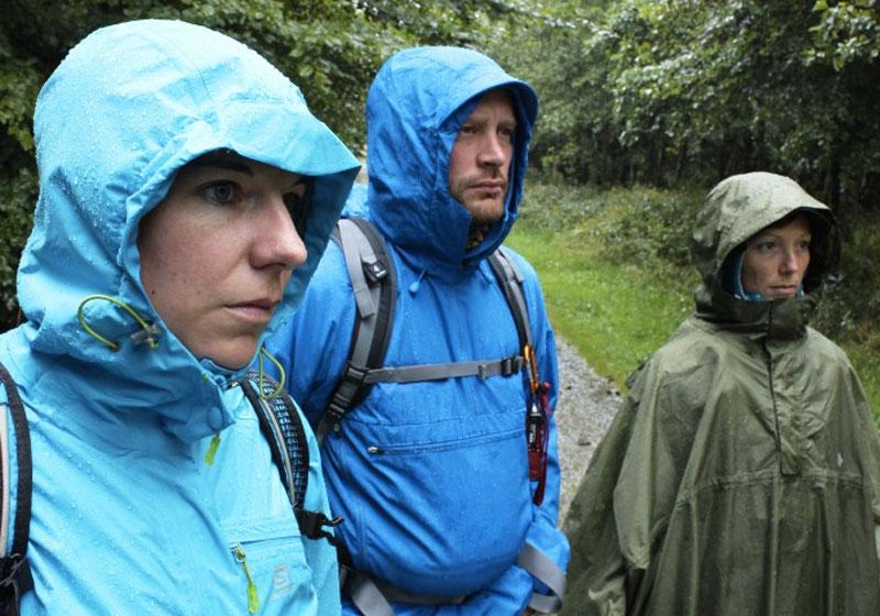Outdoor Kleidung Regen
