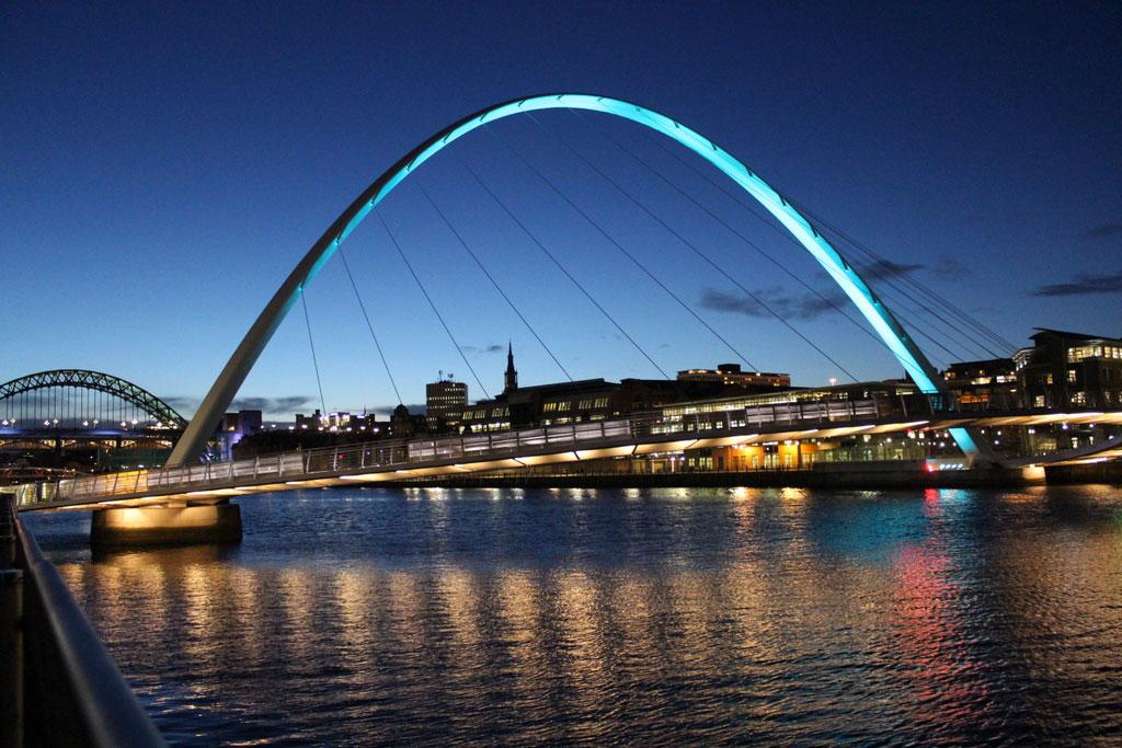 Hafen von Newcastle (Foto: Teilzeitreisender.de)
