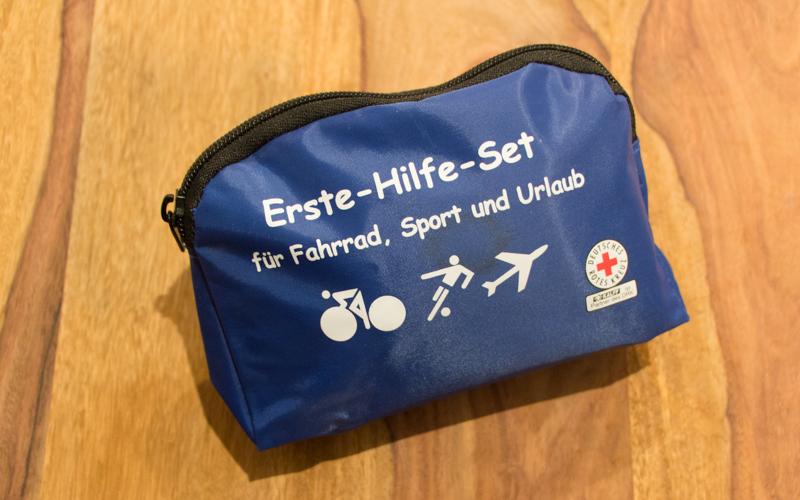 Reiseapotheke Medikamenten Tasche