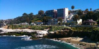 San Diego USA Strand