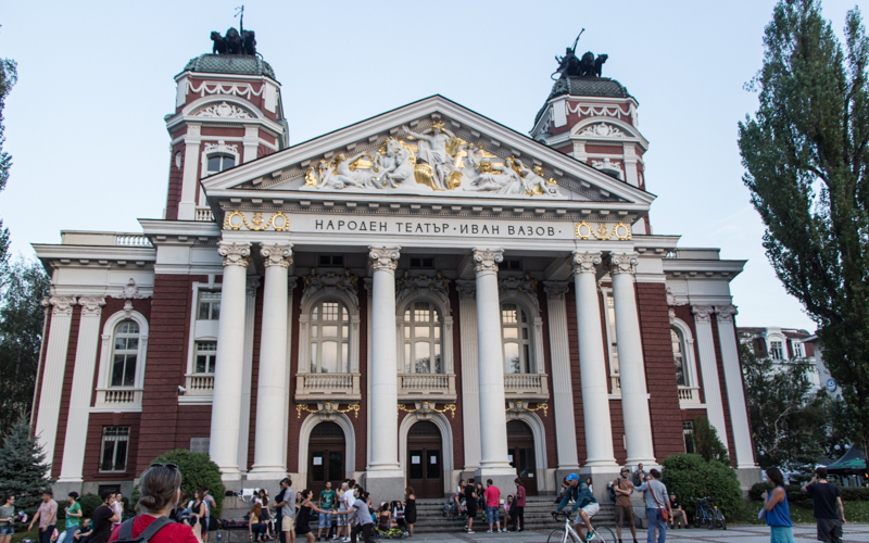Akademisches Nationaltheater Iwan Wasow