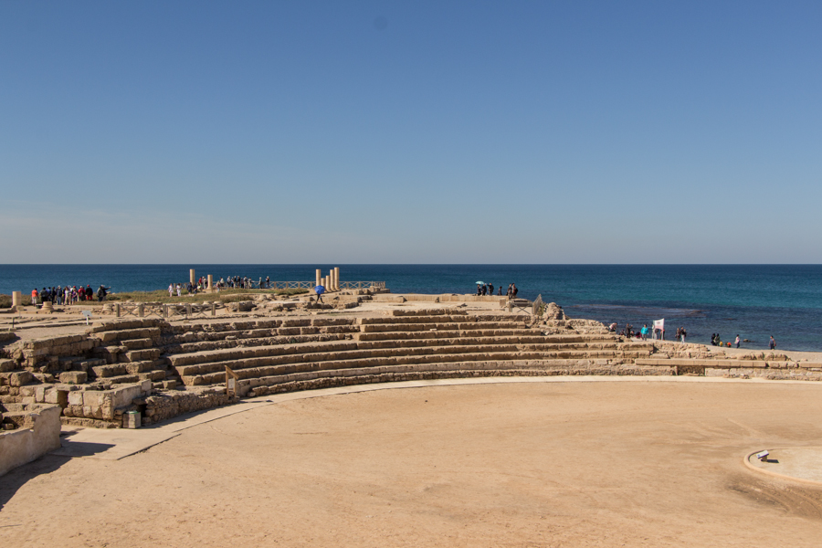Metropole der Antike und Kreuzfahrerstadt: Caesarea
