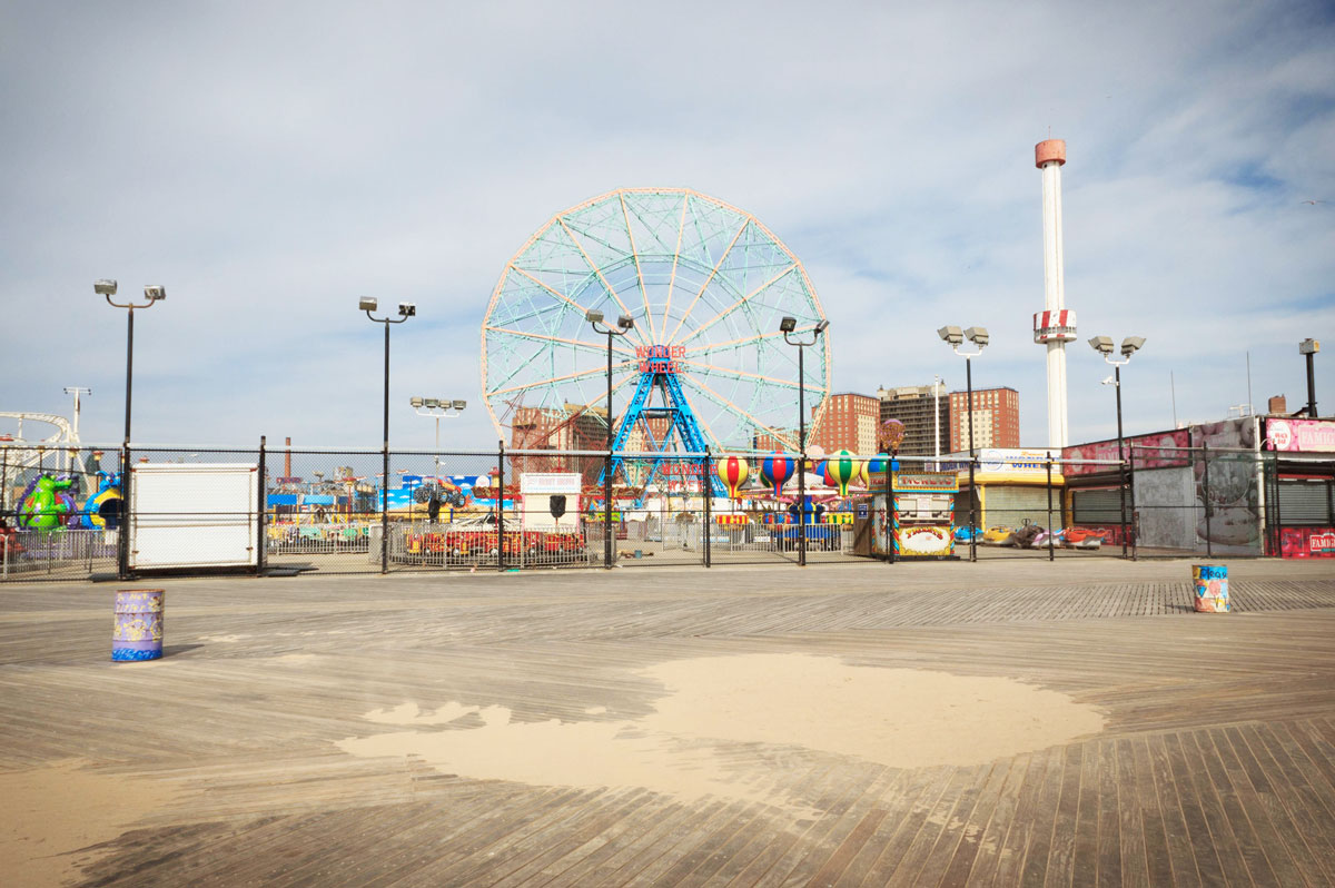 A Trip To Coney Island