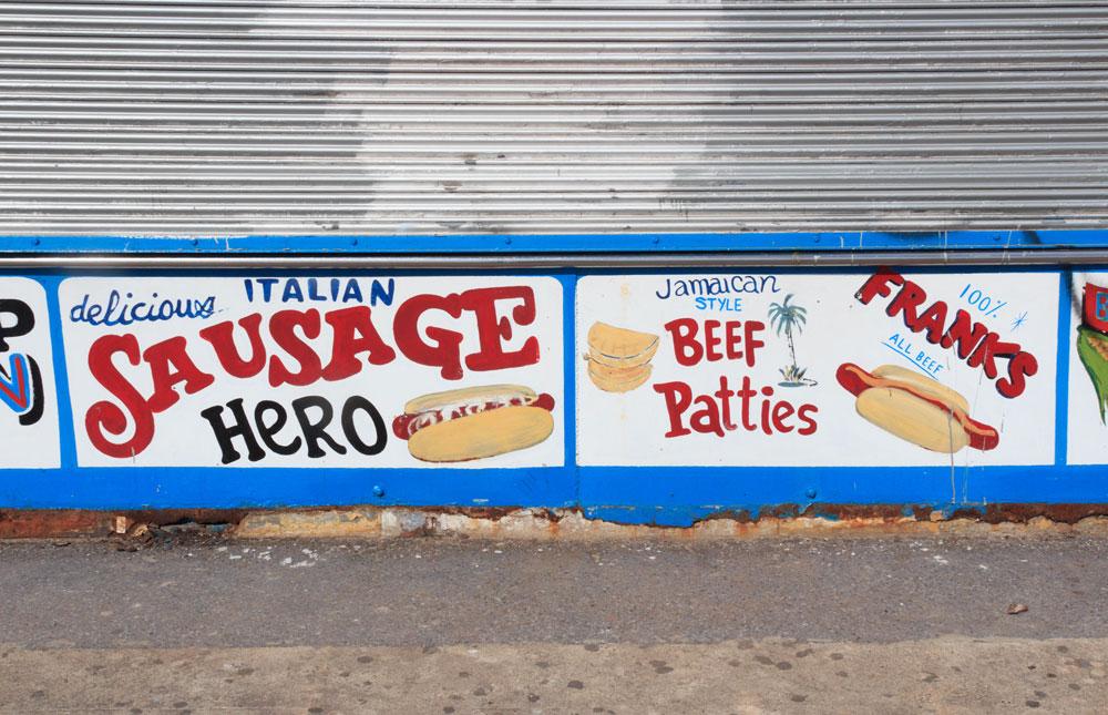 New York Sehenswürdigkeiten: Coney Island im Winter