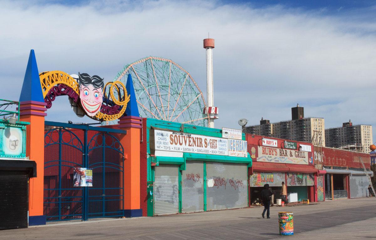 Coney Island How To Tour