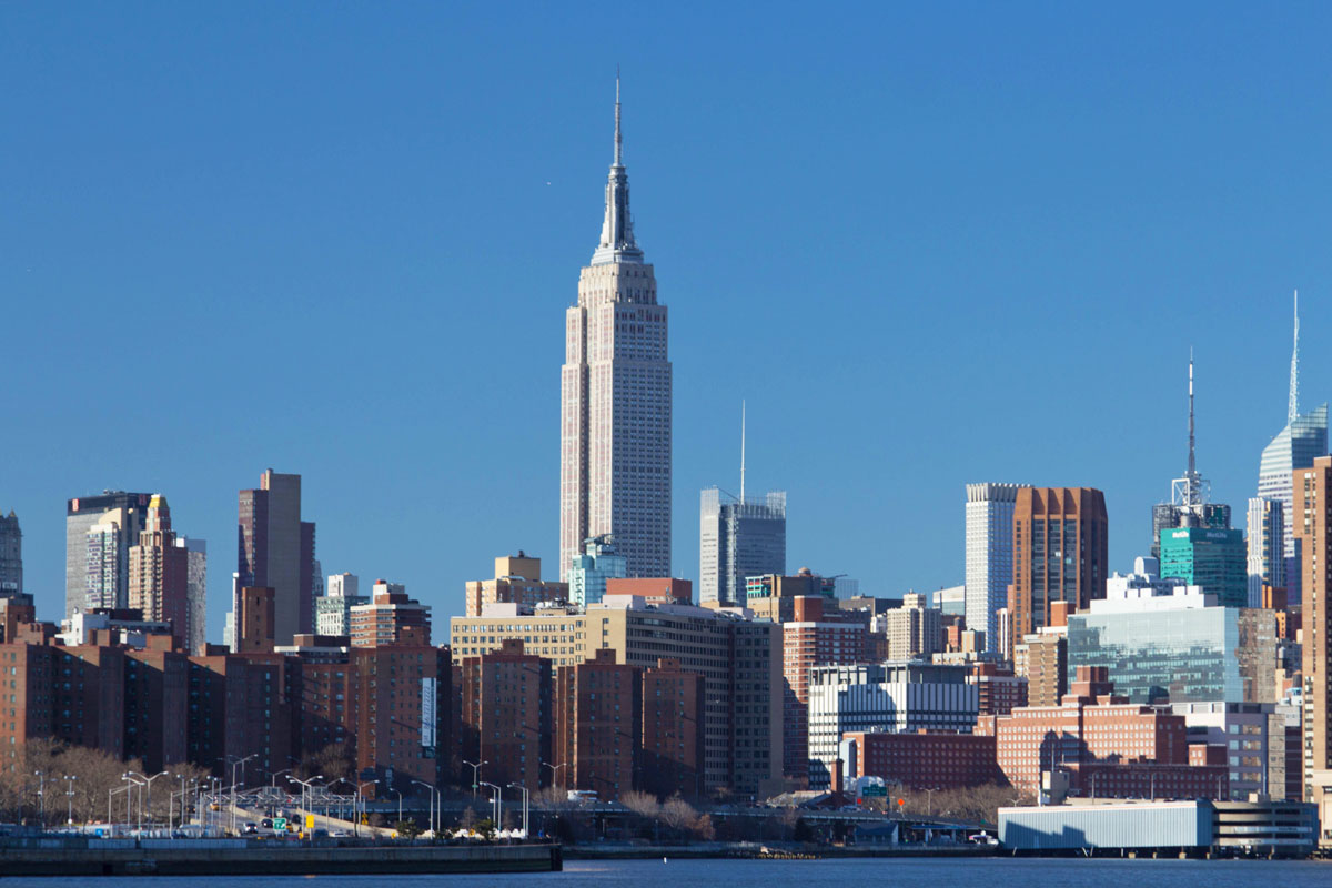 Empire State Building To Brooklyn Bridge