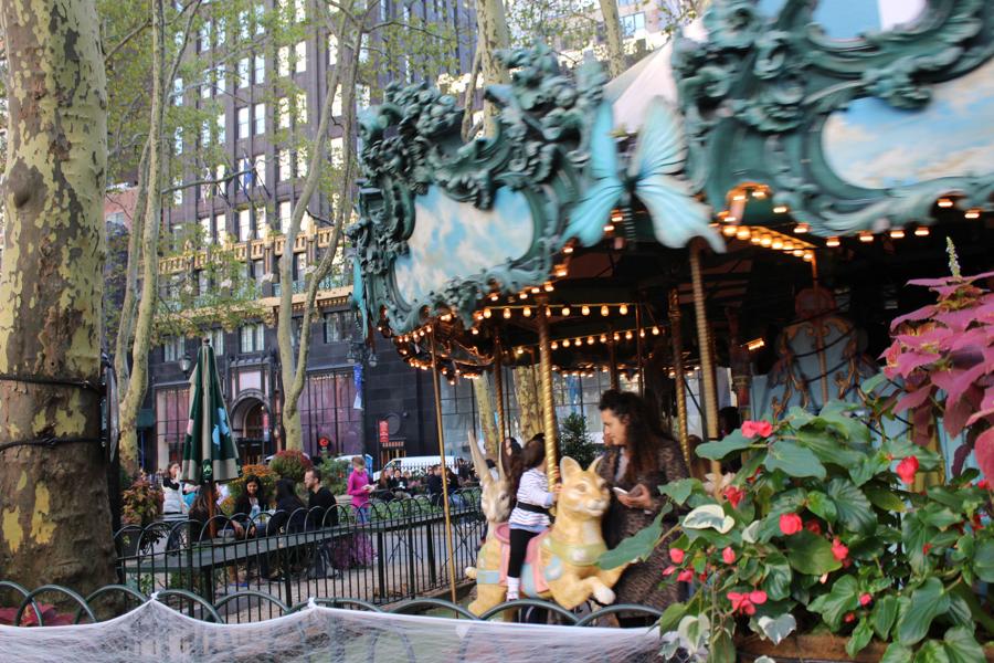 New York Sehenswürdigkeiten Bryant Park